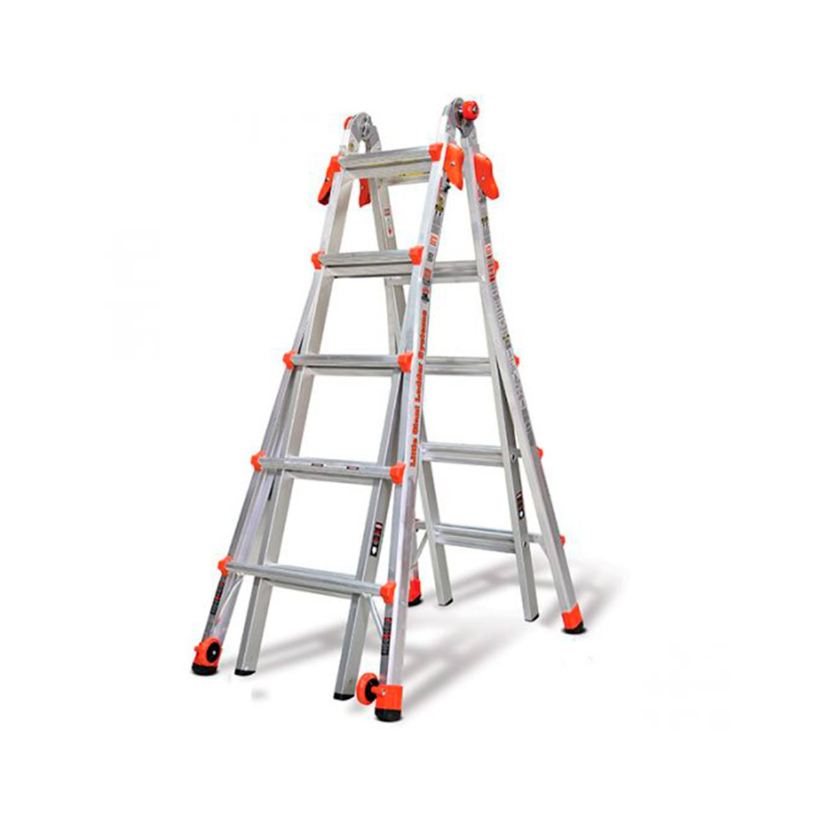 Stuff We Love: Little Giant LT-22 Ladder — The Family Handyman