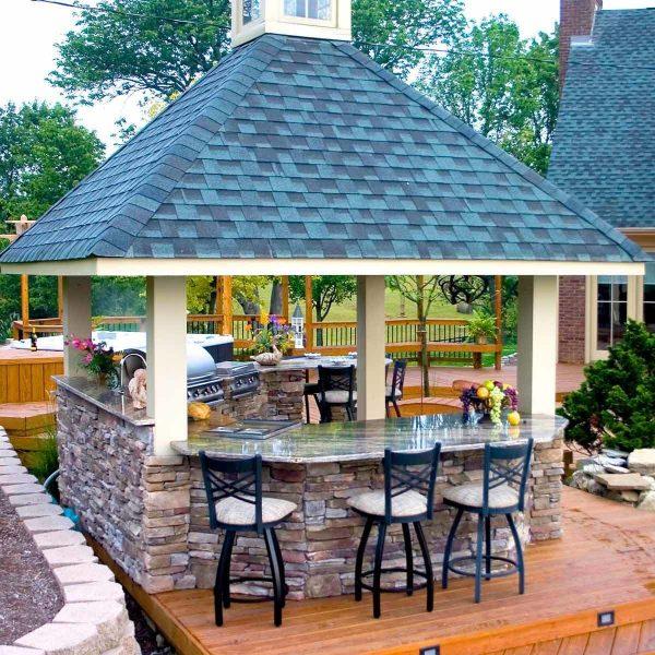 outdoor bar ideas 10 Inspiring Outdoor Bar Ideas — The Family Handyman