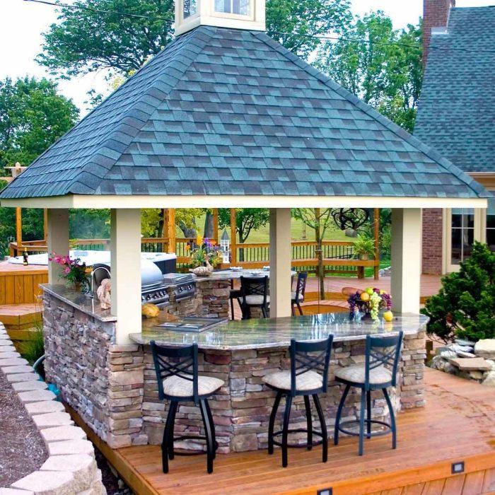 10 inspiring outdoor bar ideas the