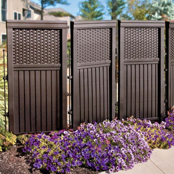9 Ways Disguise Outdoor Ac Unit Family Handyman