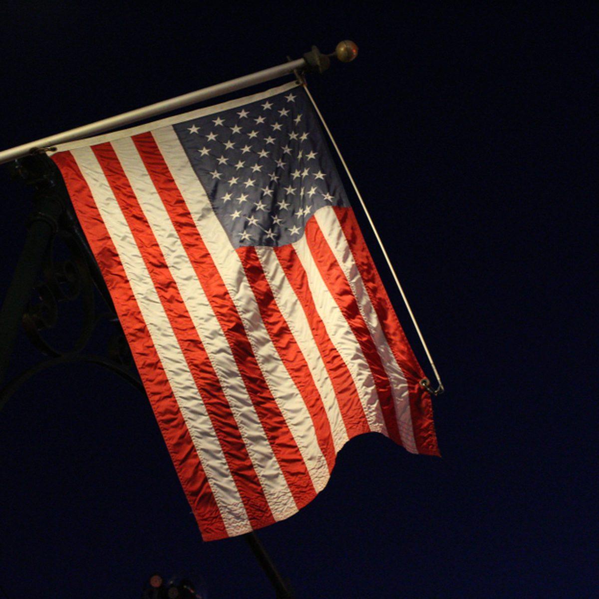 10 fun american flag