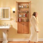 How To Build A Built In Bath Cabinet Diy Family Handyman