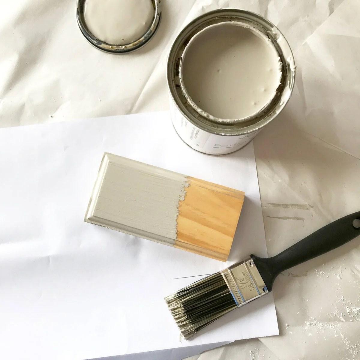 Rustoleum Polyurethane Over Chalk Paint