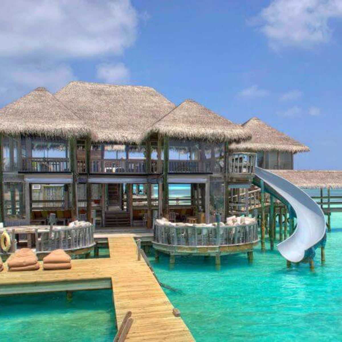10 Overwater Bungalows That Are Truly Like Living On