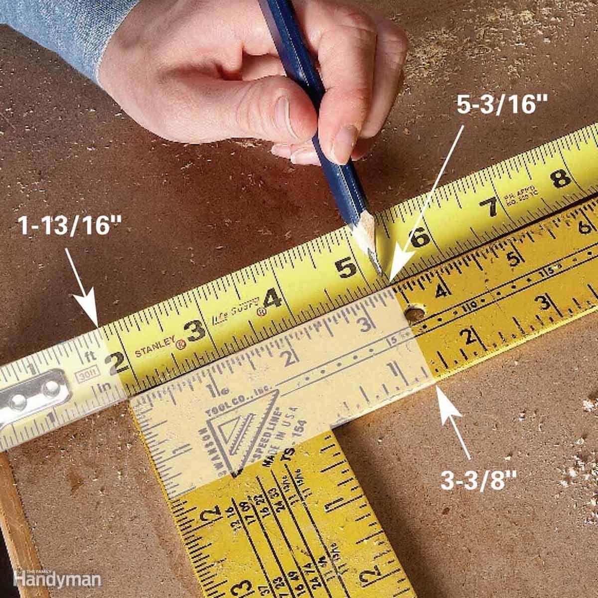 Folding Ruler Tricks