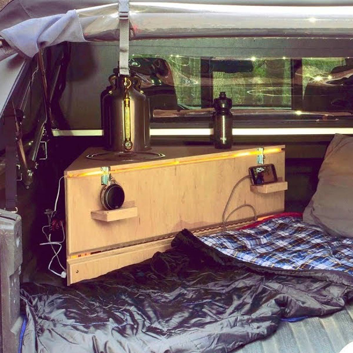 11 pickup truck bed