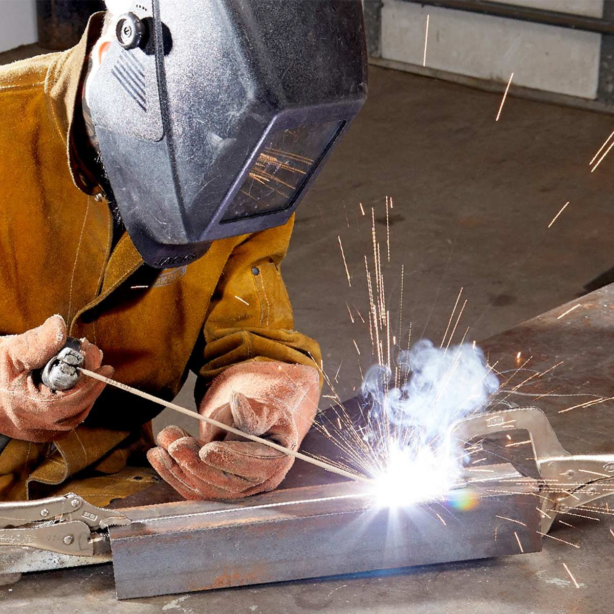 Heres What You Need to Know About Stick Welding Pros Cons Cost and More  The Family Handyman