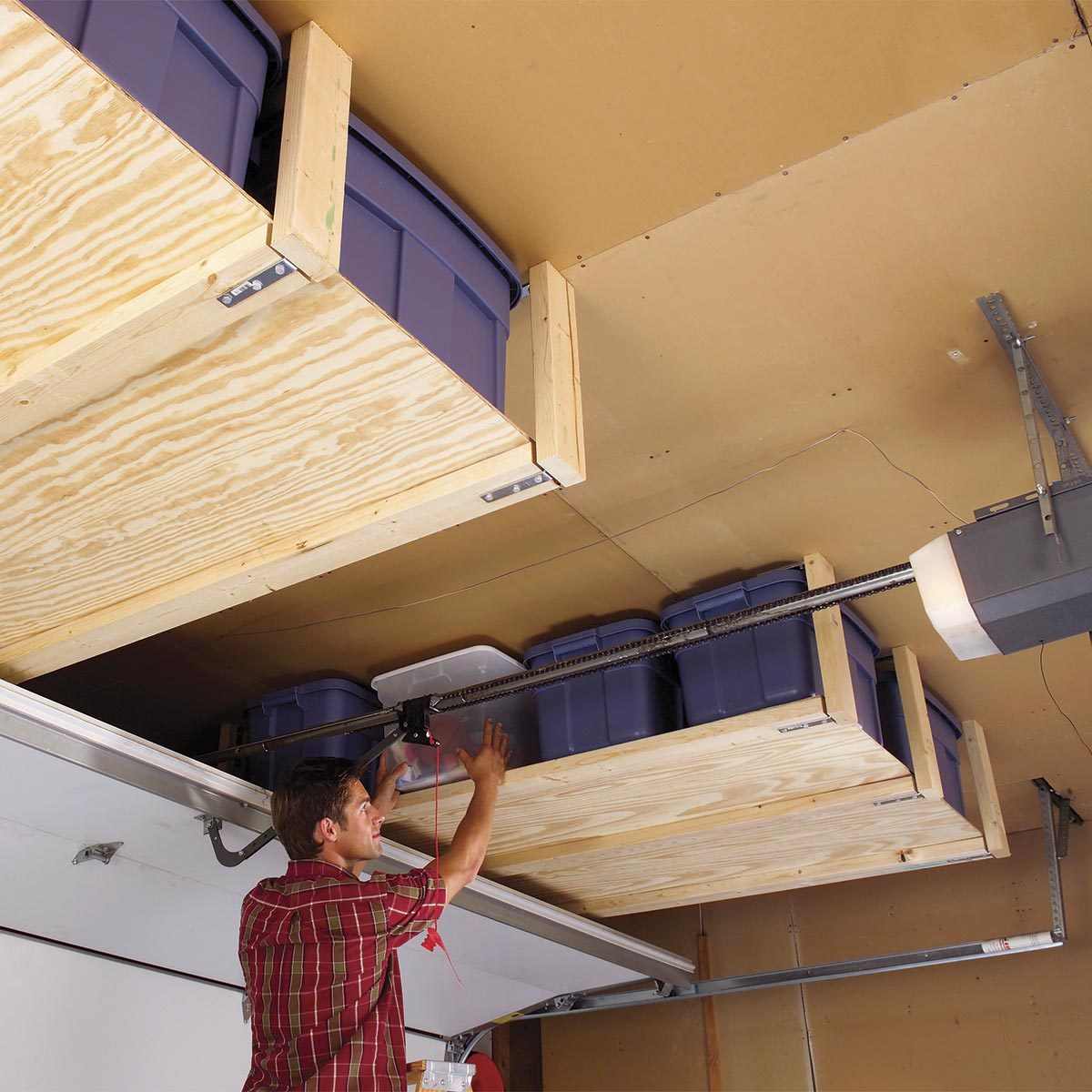 24 Cheap Garage Storage Projects You Can Diy Family Handyman