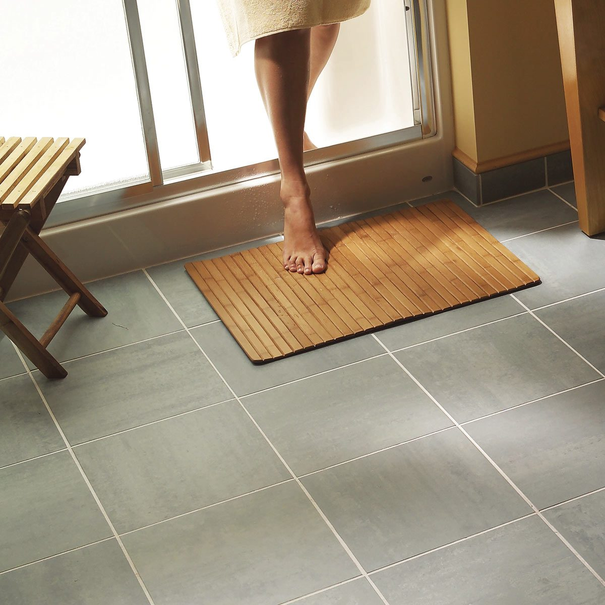 Toilet Flange Height Tile Floor