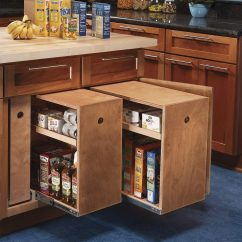 Kitchen Cabnet Black Table 30 Cheap Cabinet Add Ons You Can Diy The Family Handyman Rollouts