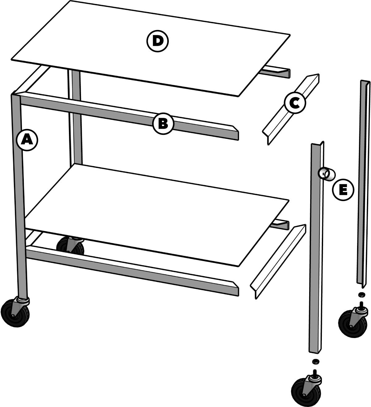 How To Build A Welding Table