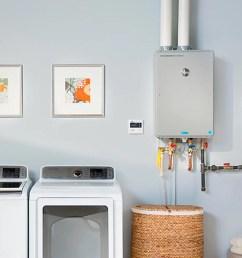 indoor tankless water heater [ 1200 x 1200 Pixel ]