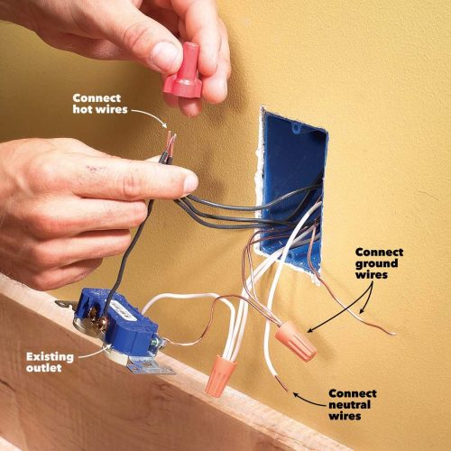 small resolution of under cabinet lighting new wires
