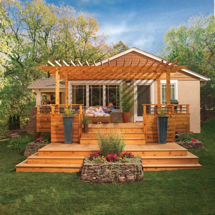repairing and updating your deck