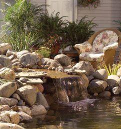 how to make a backyard fish pond [ 1200 x 1200 Pixel ]