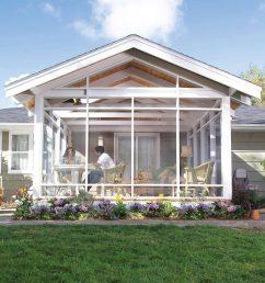 outside view of porch [ 1200 x 1200 Pixel ]