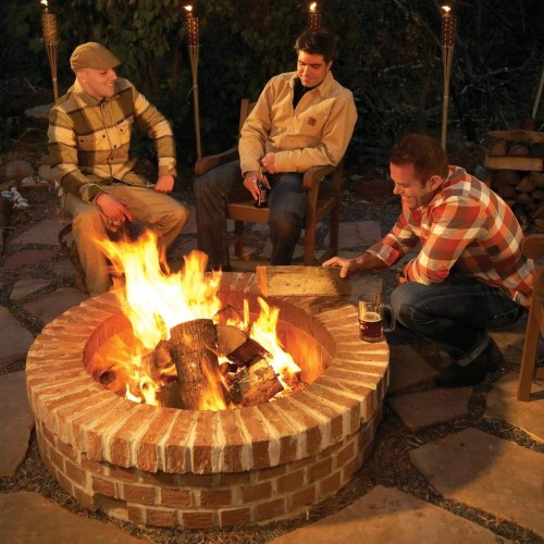 small resolution of do it yourself fire pit