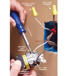 wiring a switch and outlet the safe and easy way family handyman don t wire [ 1200 x 1200 Pixel ]