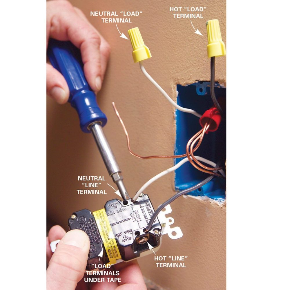 medium resolution of wiring a switch and outlet the safe and easy way family handyman don t wire