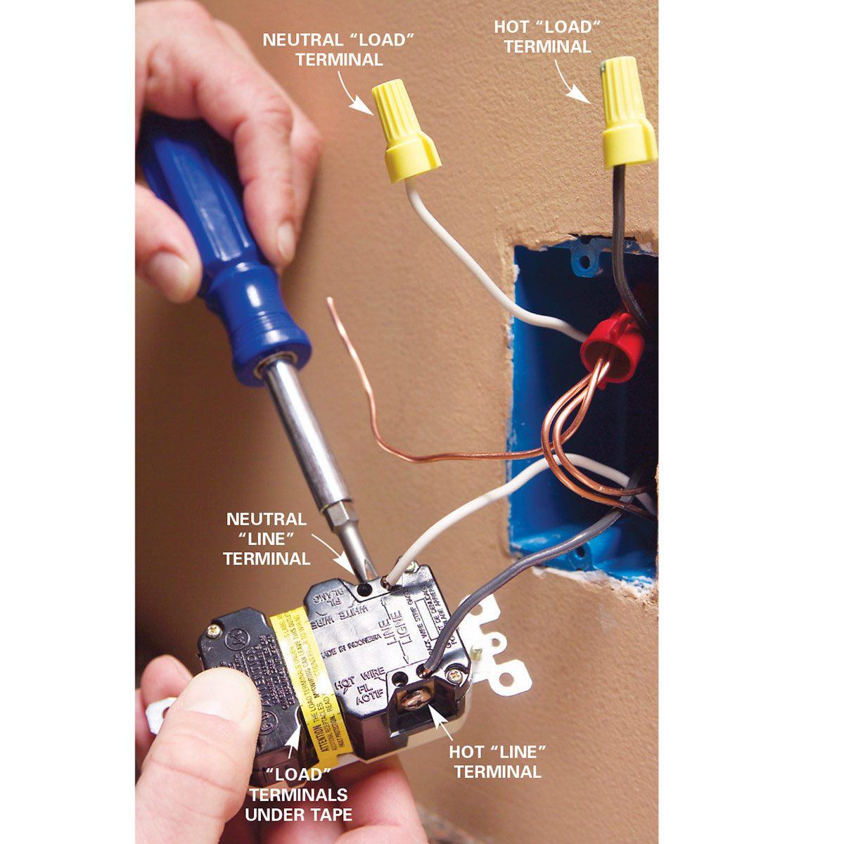 hight resolution of wiring a switch and outlet the safe and easy way family handyman don t wire