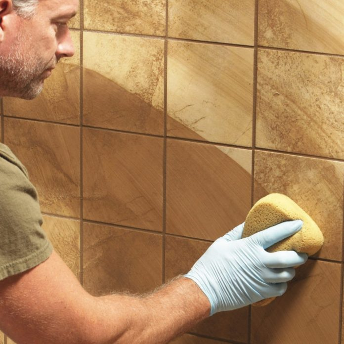 how to grout tile grouting tips and