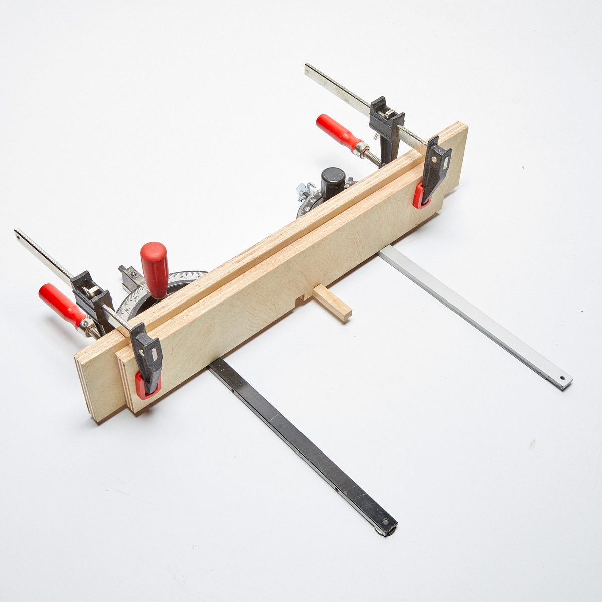 Simple Box Joint Jig Plans