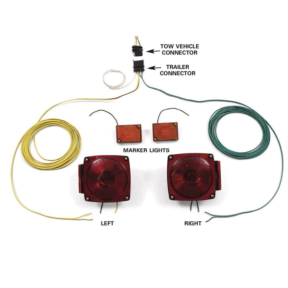 medium resolution of how to wire a new trailer light system