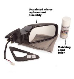 replace side mirror [ 1200 x 1200 Pixel ]