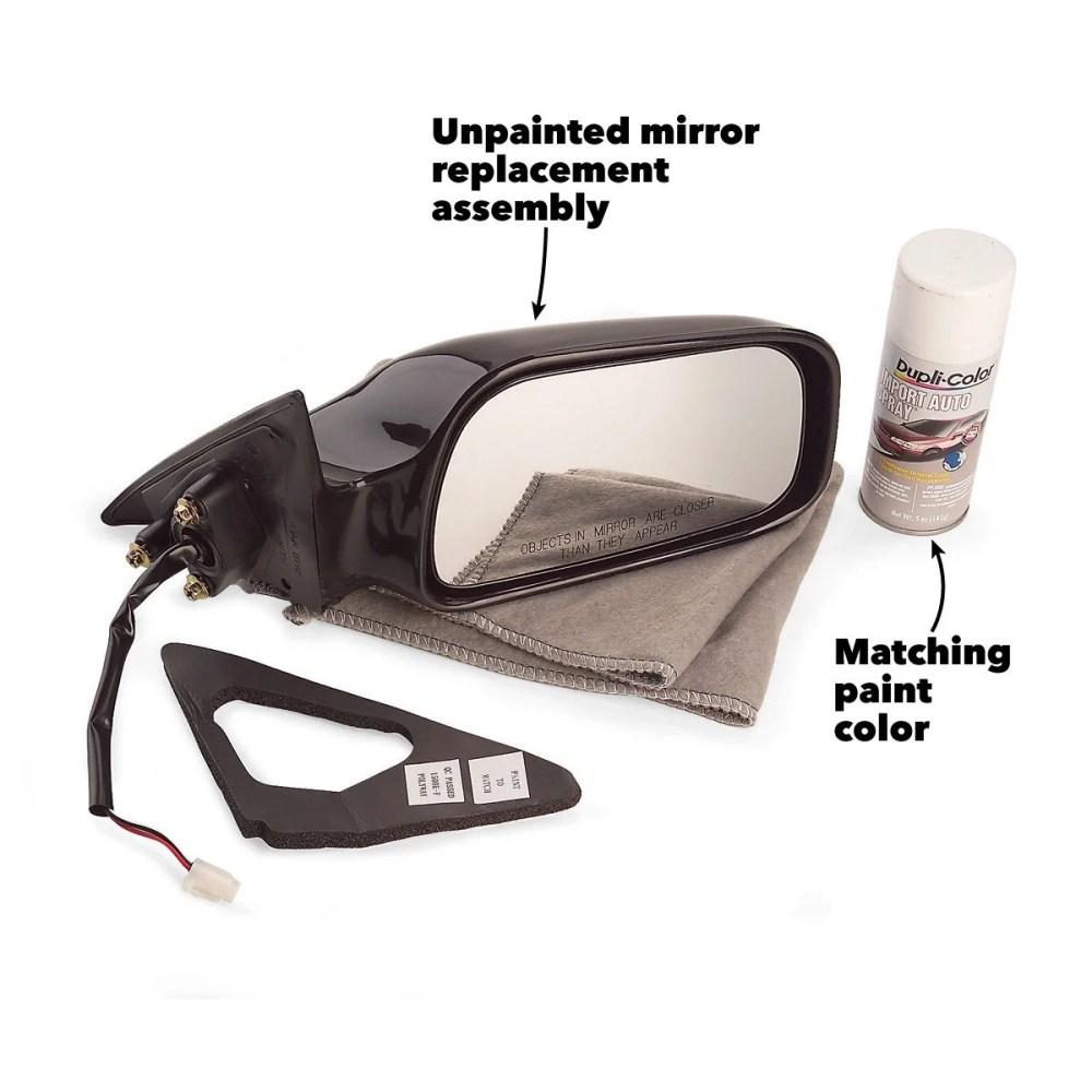 medium resolution of replace side mirror