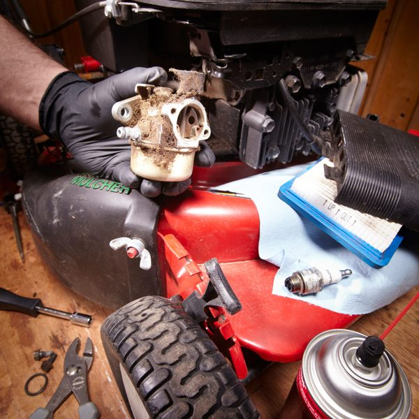 Lawn Mower Won T Start Causes Amp Fixes The Family Handyman