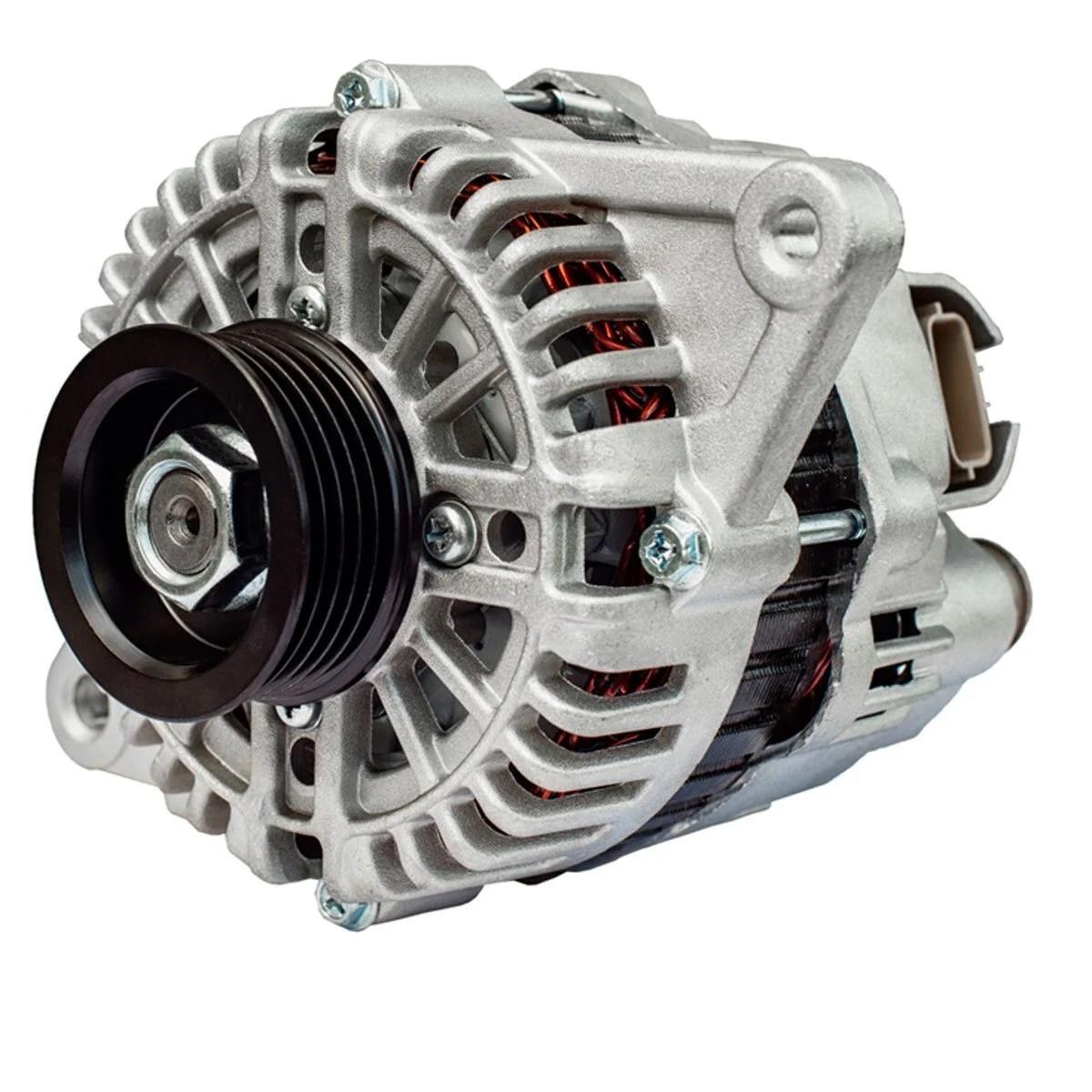 hight resolution of alternator