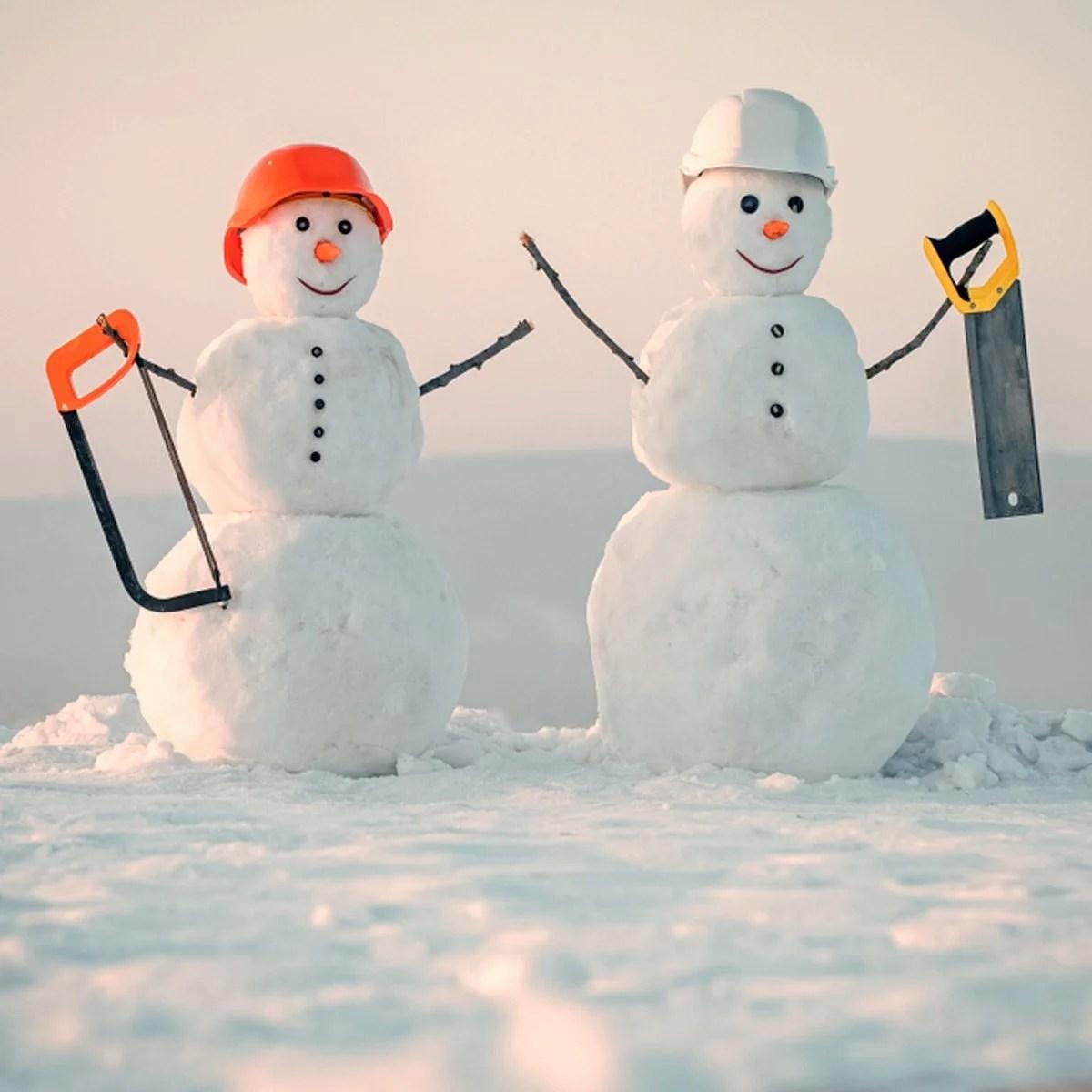 9 Diy Snowman Making Ideas Everyone Will Love