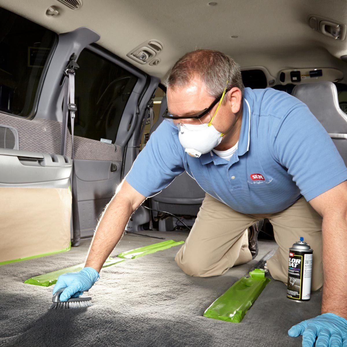 Tips To Restore Your Cars Interior Family Handyman