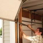 Fixing Garage Door Bottom Seal Diy Family Handyman