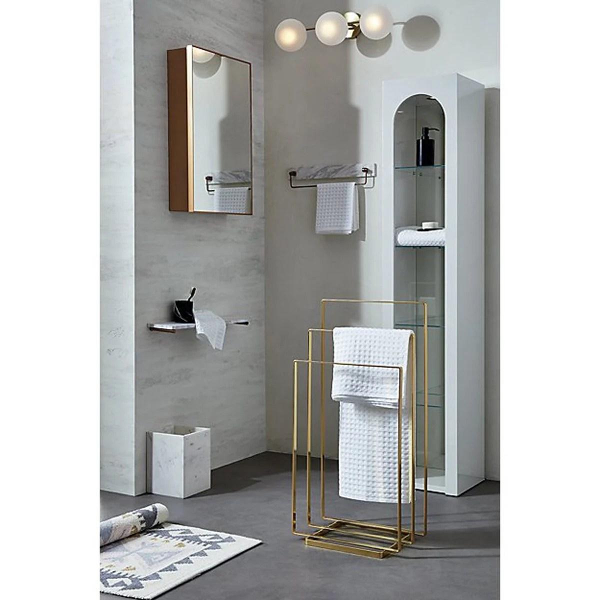 10 best bathroom towel storage ideas