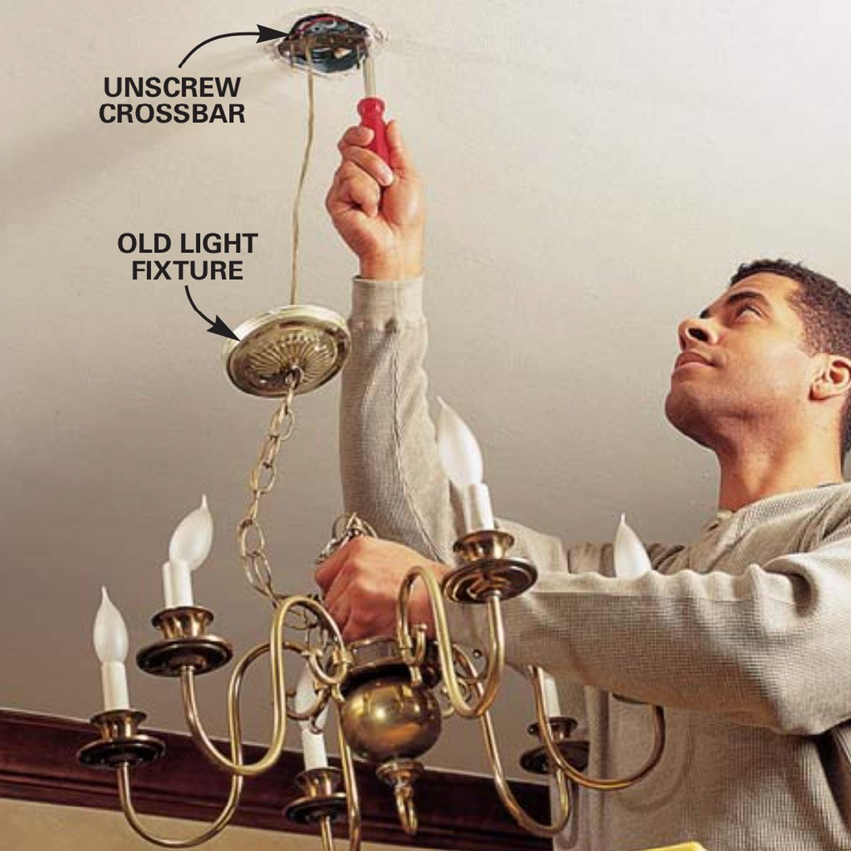 hight resolution of family handyman