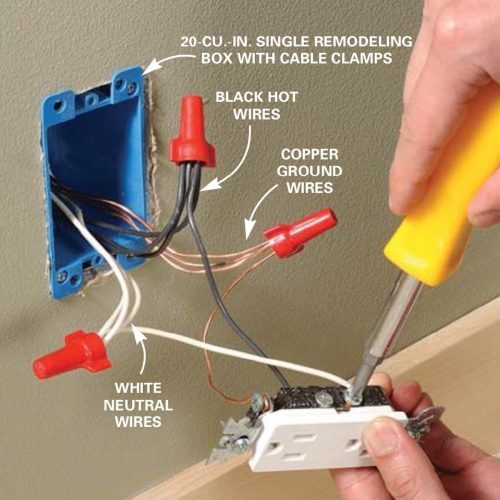 small resolution of installing recessed lighting for dramatic effect family handyman lighting wiring new work recessed lights low voltage