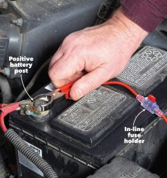 wiring diagram echo car link wiring diagram blog car horn repair tips the family handyman wiring [ 1200 x 1200 Pixel ]