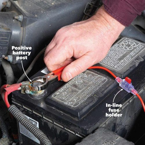 small resolution of wiring diagram echo car link wiring diagram blog car horn repair tips the family handyman wiring