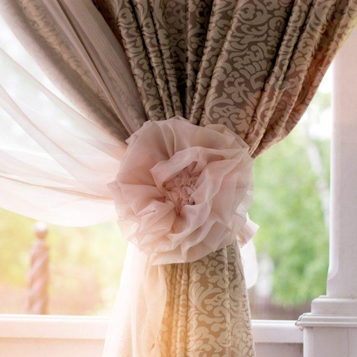 our 12 favorite diy curtain tiebacks
