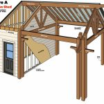 Pavilion Shed Plans How To Build A Shed Diy