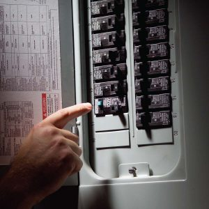 240v Water Heater Timer Wiring Diagram Breaker Box Safety How To Connect A New Circuit Family