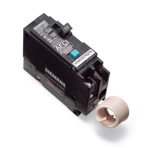 small resolution of fix sensitive arc fault circuit breaker afci