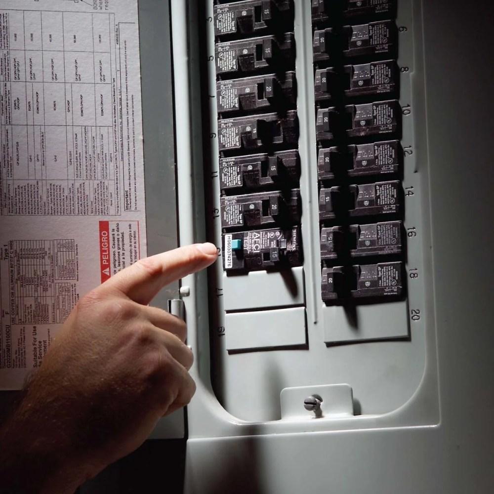 medium resolution of fix a sensitive arc fault circuit breaker
