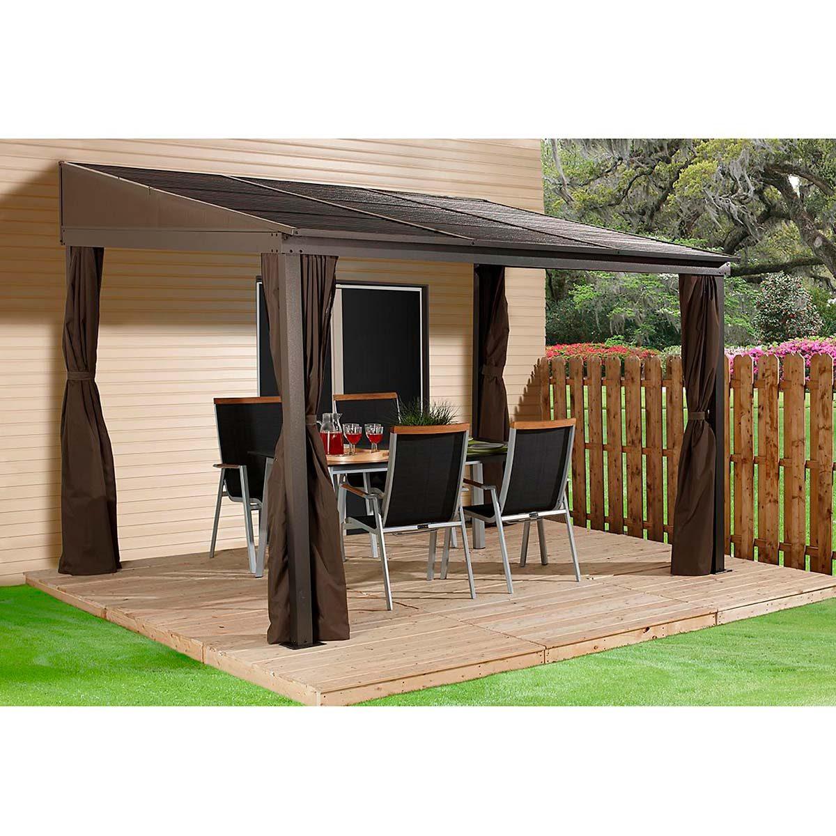 10 metal deck roof options we love