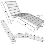How To Build An Outdoor Chaise Lounge Diy Family Handyman