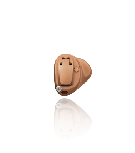 AGXO Completely-in-canal style hearing aid