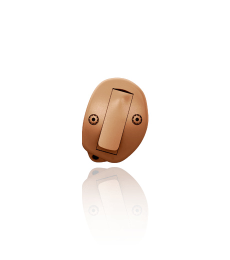 AGXO In-the-canal style hearing aid