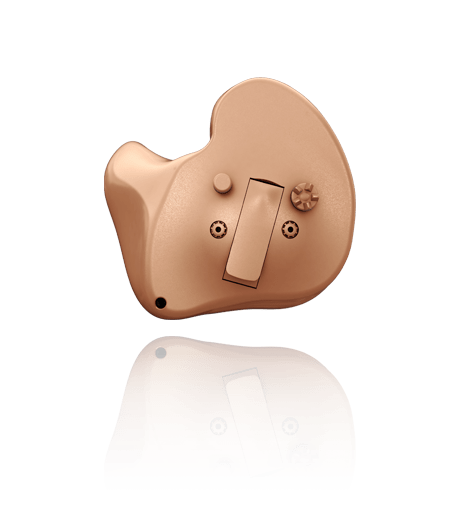 AGXO In-the-ear style hearing aid