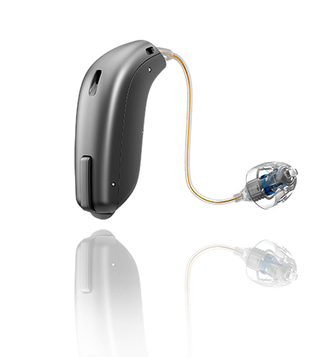 AGXO Receiver-in-the-ear style hearing aid